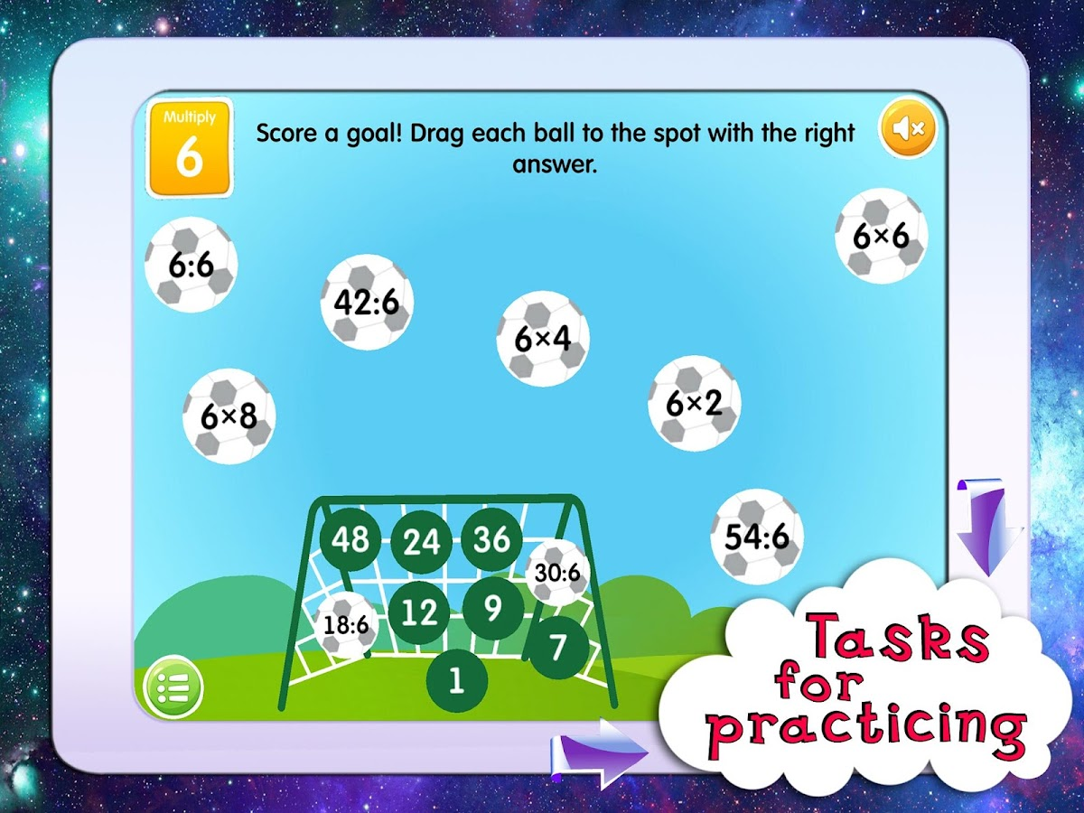 2x2 Simulator. Lets Learning Times Tables- screenshot