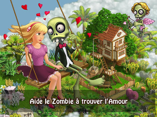 Zombie Castaways  captures d'écran 5
