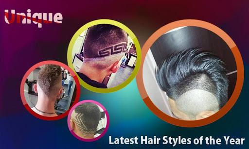 Stylish Boys Hair Styles 2017 screenshot