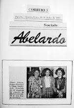"""Photo: Inauguração da """"STEINBACH GALERIA DE ARTE"""". João Pessoa-PB, 1993."""