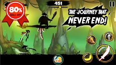 Stickman Revenge 3: League of Heroesのおすすめ画像5