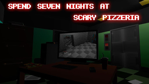 7 Nights at Pixel Pizzeria 3D