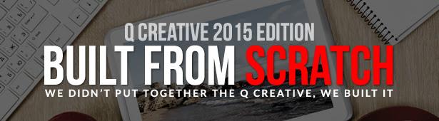 Q Creative - The HTML5 Template - 13