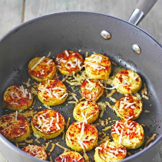 Parmesan Smoked Paprika Squash