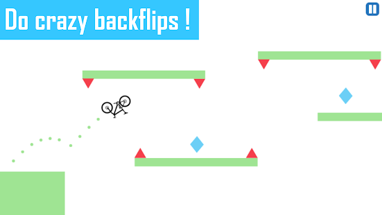 Bike Dash: Backflip Trick Rider - náhled