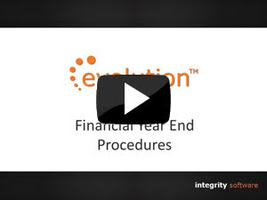 Financial Year End Procedures