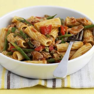 Flakey Fish Pasta Bowl