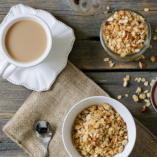 Honey Almond Coconut Granola