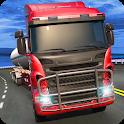 Euro Truck Driving Simulator 2018 icon
