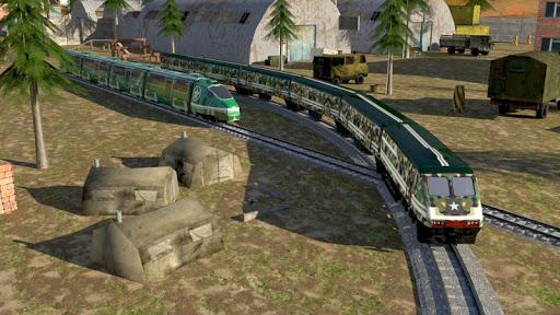 US Army Train Simulator 3D screenshots 3