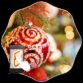 Gesture Lock Screen Christmas