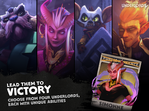 Dota Underlords 1.0 screenshots 17