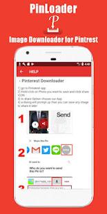 Pinloader Image Downloader