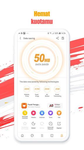UC Browser – Video downloader, Aplikasi news bola
