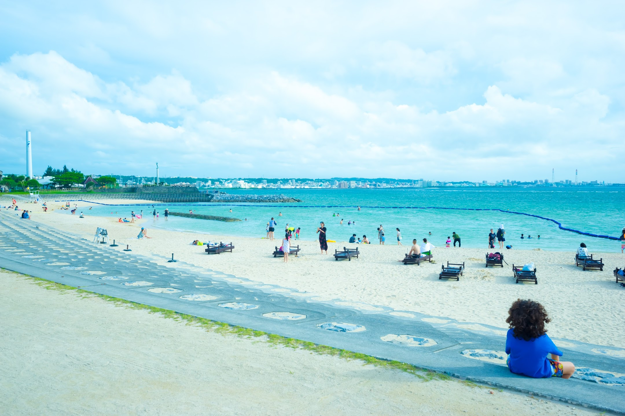 Okinawa American Village Sunset Beach2