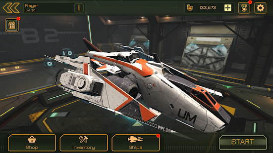 Subdivision Infinity: 3D Space Shooter 7