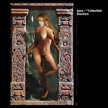 "Photo: Jess - ""Celestial Maiden""."
