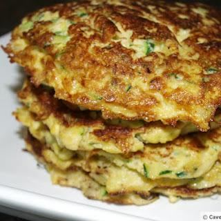 Zucchini and Yellow Squash Patties (paleo/gluten-free)