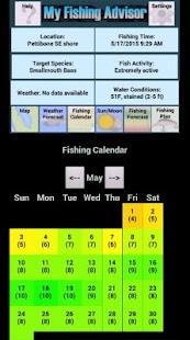 My Fishing Advisor Pro- screenshot thumbnail