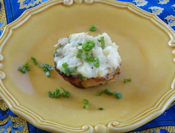 Mini Pot Roast Shepards Pie Tarts Recipe