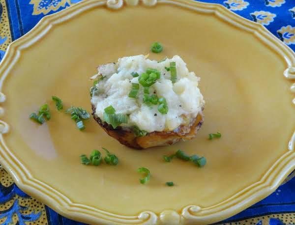 Mini Pot Roast Shepherd's Pie Tarts