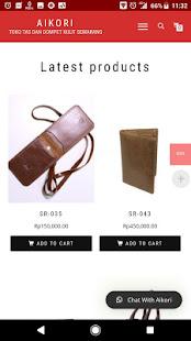 Aikori - Natural Leather Bag Shop - náhled