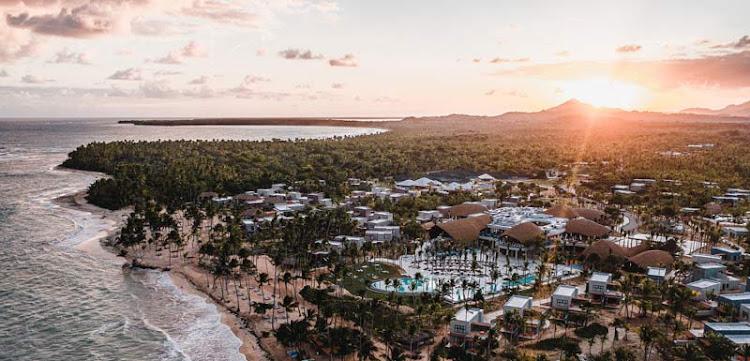 Club Med Michès Playa Esmeralda in the Dominican Republic.