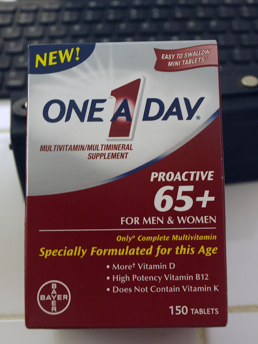 vitamins for +65
