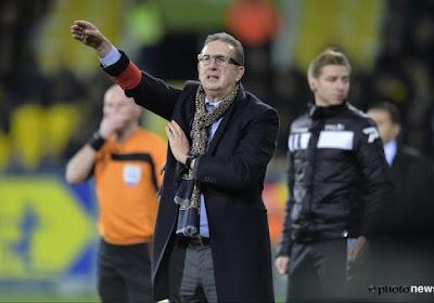 Georges Leekens krijgt er maar geen genoeg van: hij gaat morgen van start bij nieuwe club