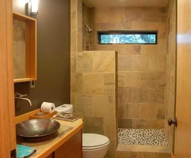 Small Bathroom Design Ideas Screenshot Thumbnail
