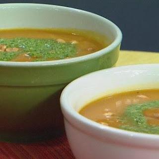 Jamaican Sweet Potato Soup