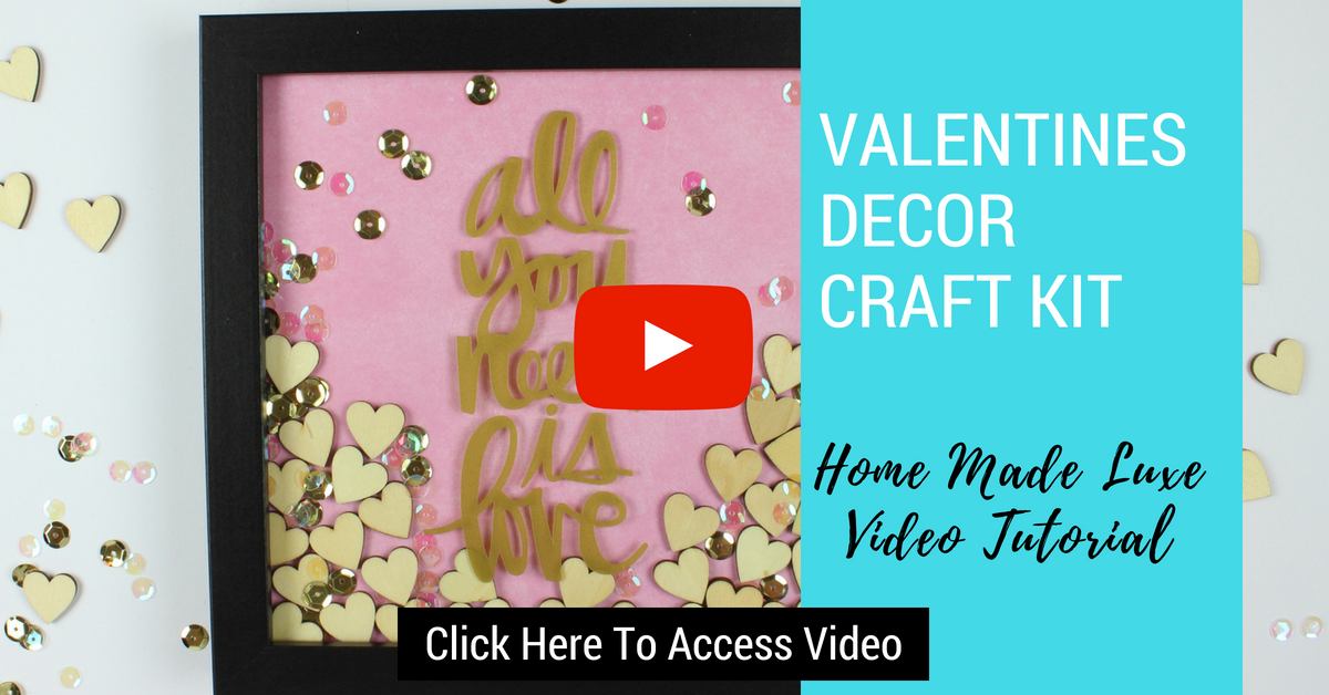 Click here to access Valentines Decor Craft