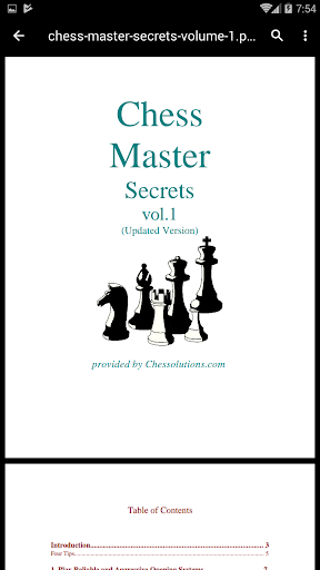 Free Chess Books PDF (Middlegame #1) 1.6 APK by
