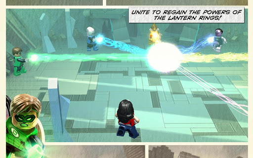 LEGO ® Batman: Beyond Gotham  screenshots 15
