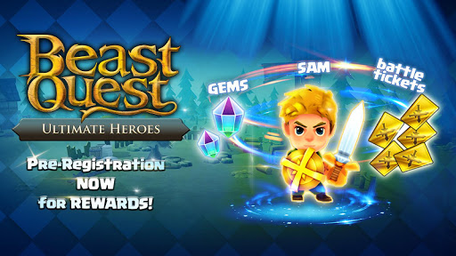 Beast Quest Ultimate Heroes screenshot 1