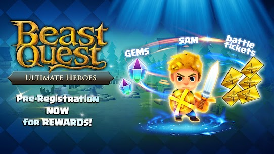 Beast Quest Ultimate Heroes Mod Apk Download For Android and Iphone 1
