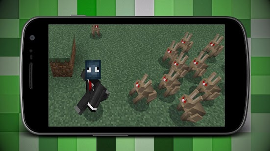Mine Animals Add-on for MCPE - náhled
