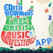 Edith's GB Music Festivals