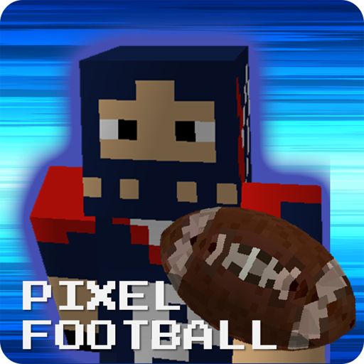 Pixel Football -Tap Touch Down 體育競技 App LOGO-APP試玩