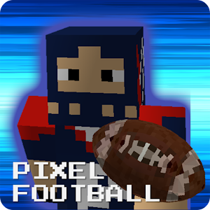 Pixel Football -Tap Touch Down for PC and MAC