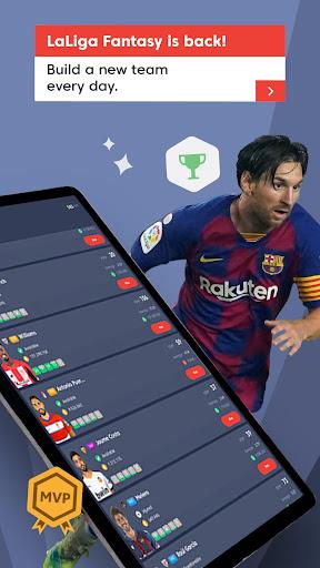 LaLiga Fantasy MARCAufe0f 2021: Soccer Manager 4.4.3 screenshots 18