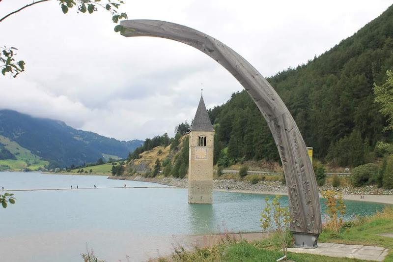 Campanile nel lago di Samy79
