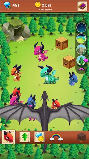 Dragon Universe 1.0.1 screenshots 4