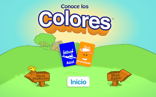 Meet the Colors Flashcards (Spanish) image | 10