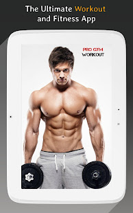 Pro Gym Workout (Gym Workouts & Fitness) 9