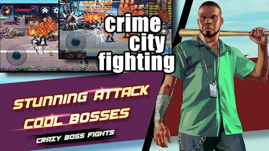 Crime City Fight:Action RPG_4