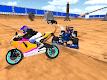 screenshot of Motorcycle Infinity Driving Simulation