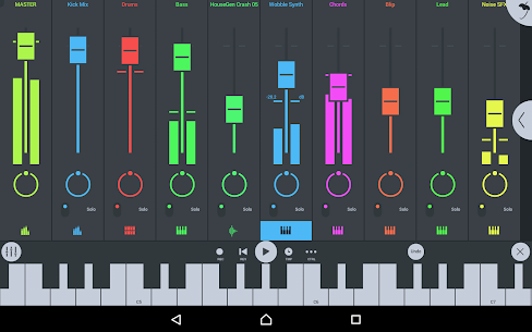 FL Studio Mobile 3.2.20 Patched APK + Data OBB 4