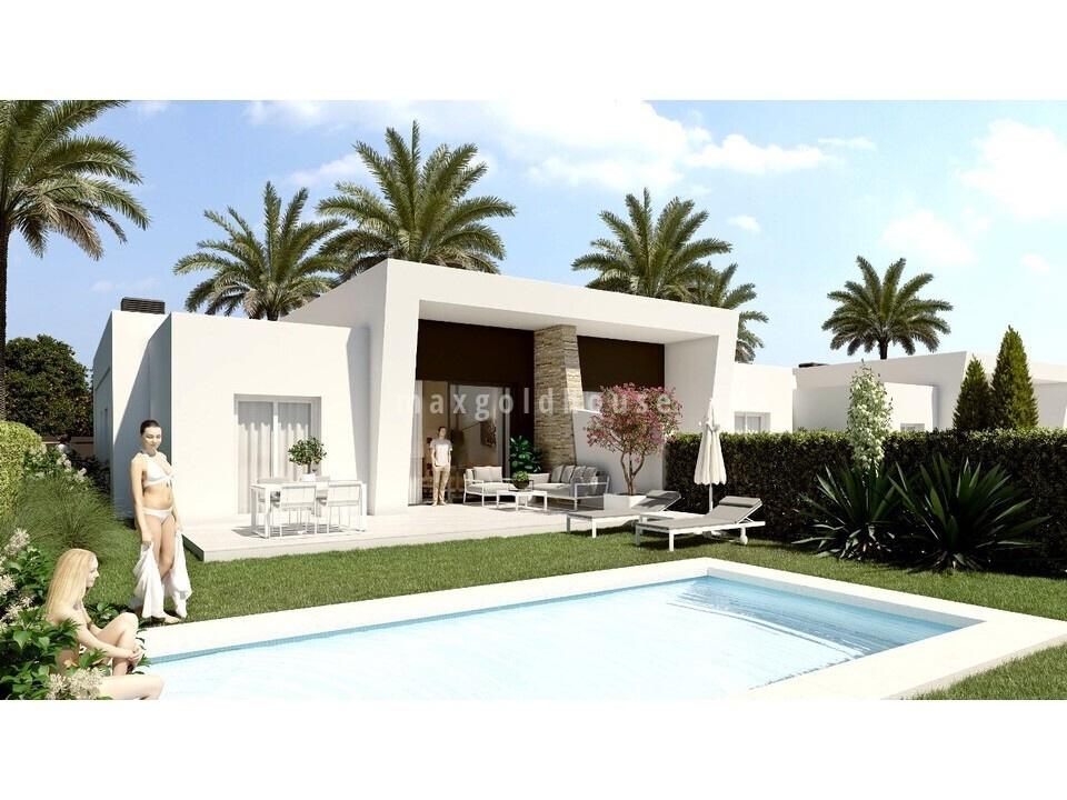 La Finca Golf Semidetached Villa: La Finca Golf Semidetached Villa for sale