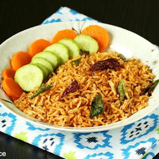 Sesame Seeds Rice Recipe
